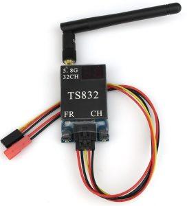 Transmisor de vídeo FPV 5.8ghz