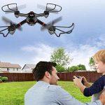 Primeros vuelos drone carreras