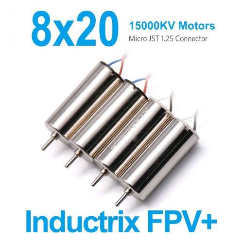 Motores brushesdd para Inductrix FPV