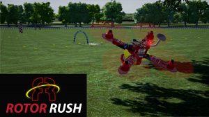 Simulador FPV RotorRush