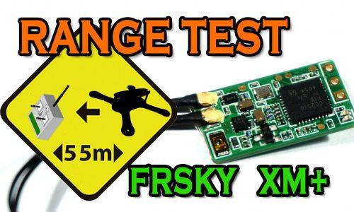 Test alcance receptor xm