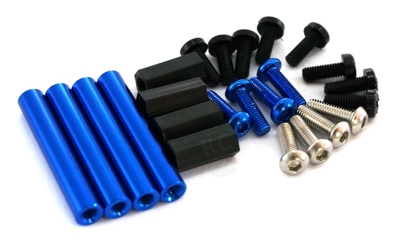 Tornilleria azul DARC 210Pro v2