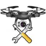 Instalar camar a drone