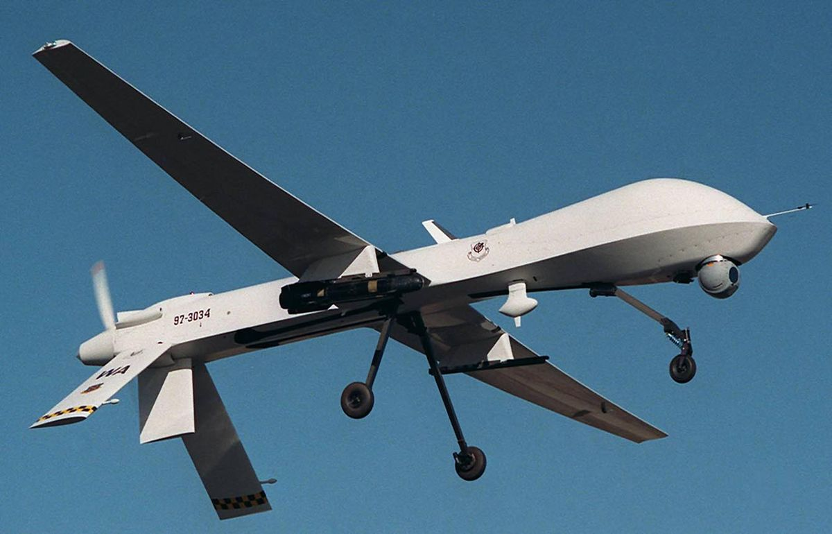 Drone militar Predator