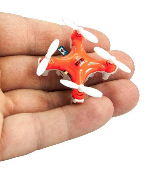 Nano Drone mas pequeño del mundo