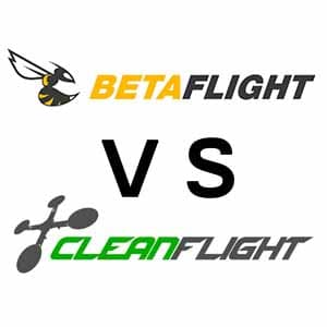 betaflight vs cleanflight