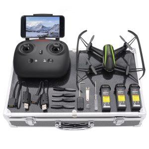 Potensic Drone U36W con Maleta Telecamera