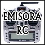 Emisora RC para Drones de carreras