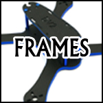 Frames y chasis drones de carreras