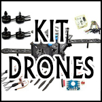 Comprar kit Drones