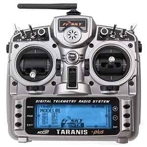 emisora drone carreras