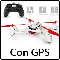 drone barato con gps